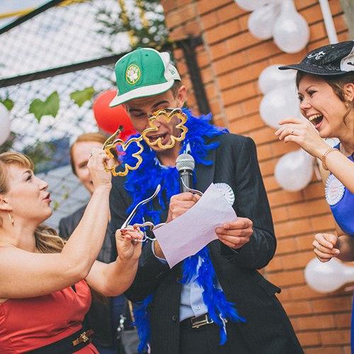 Оригинальный сценарий выкупа невесты в своем доме