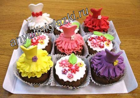 Мастер класс по приготовлению торта куклы